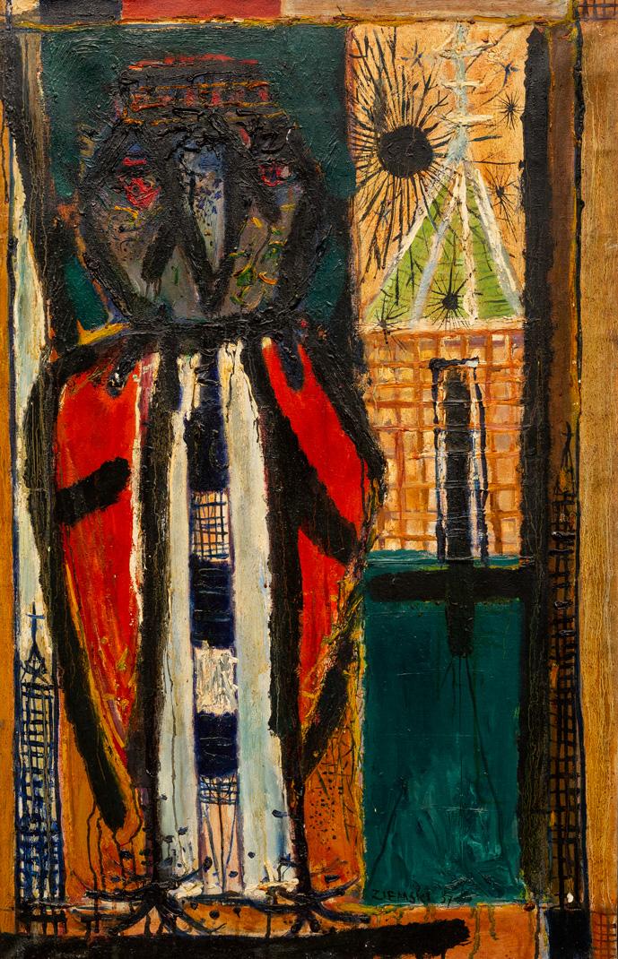 Ptak II, 1957