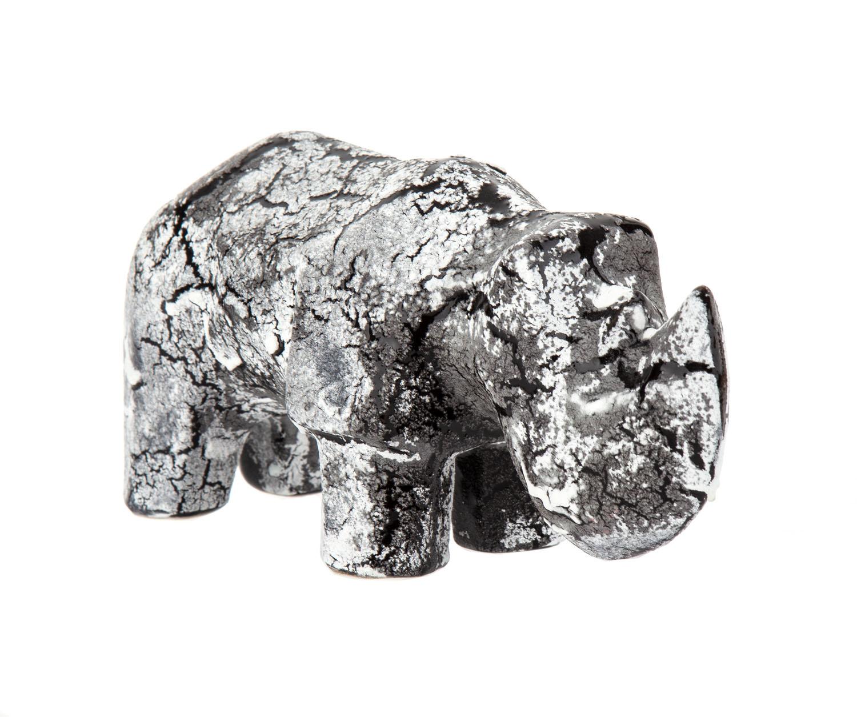Z cyklu 'Safari', Mały nosorożec, 2019 r.