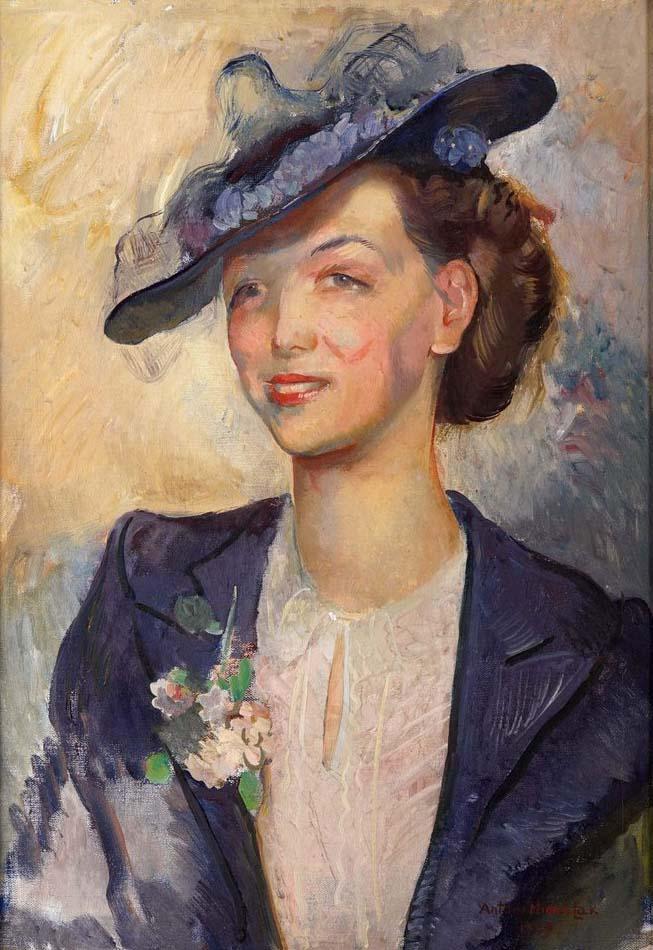 Portret kobiety, 1939