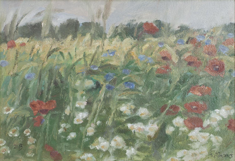 W kwiatach - Jędrzychowice, 2015