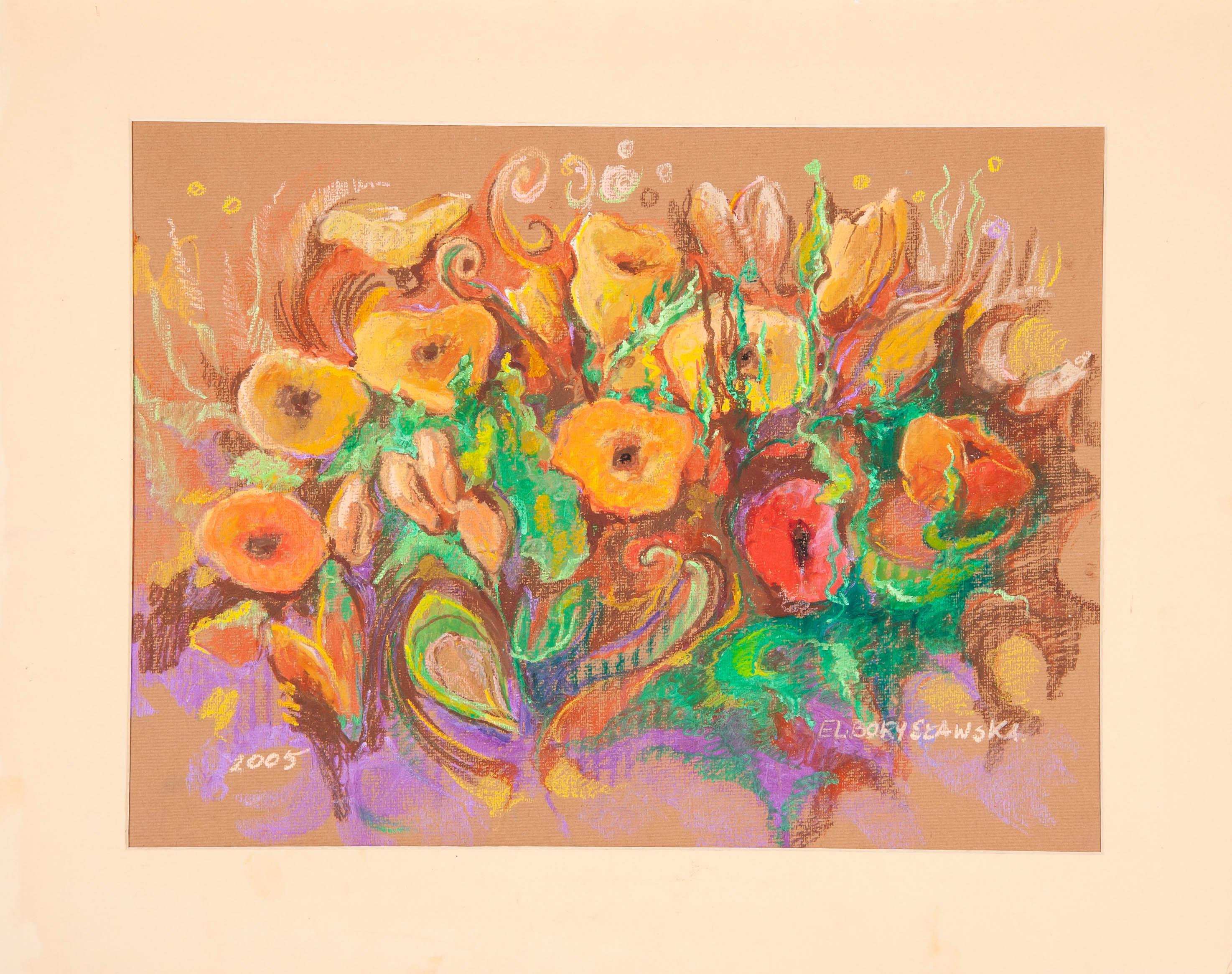 """""""Kwiaty"""", 2005"""