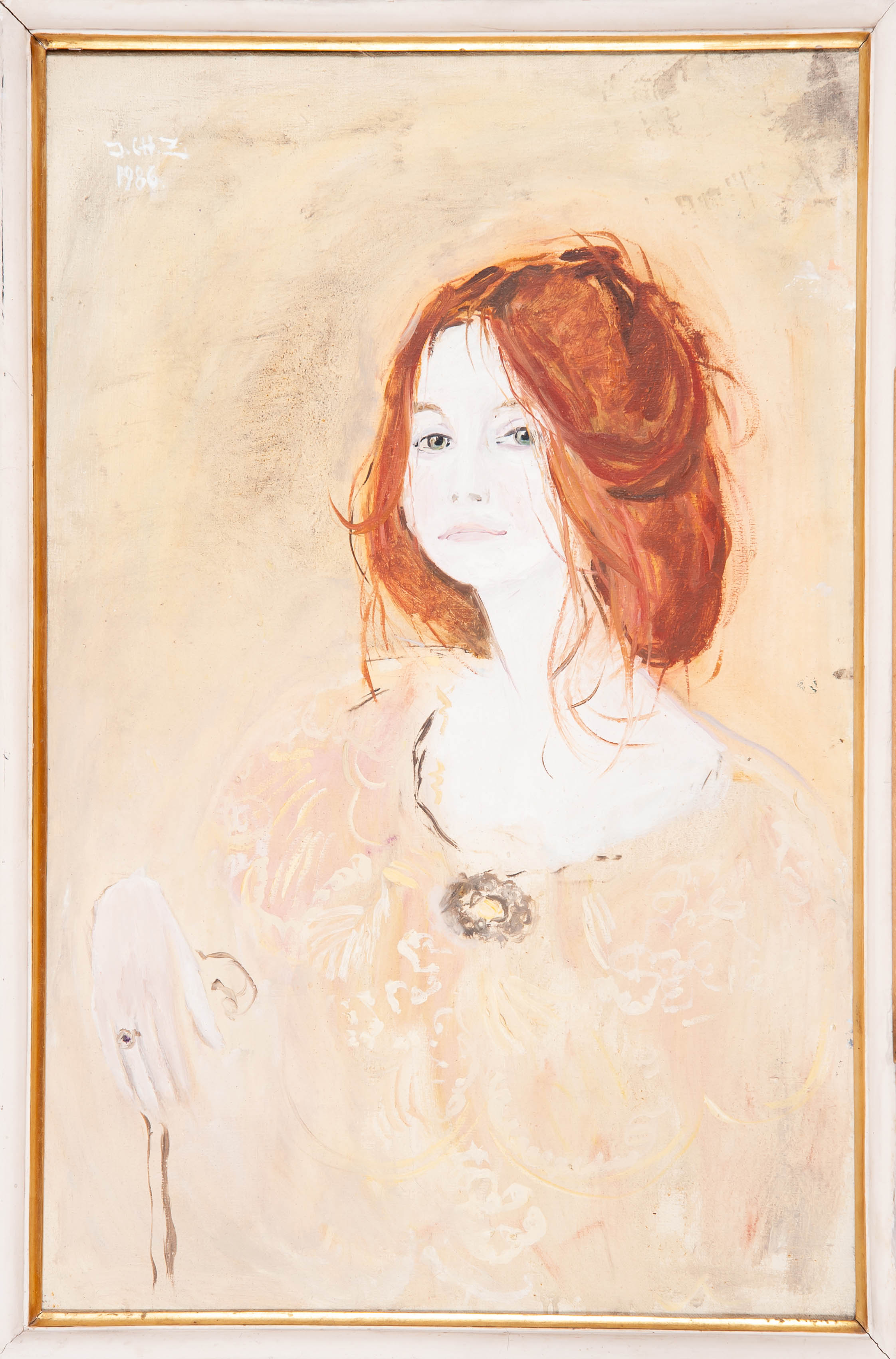 """""""Monika"""", 1986"""