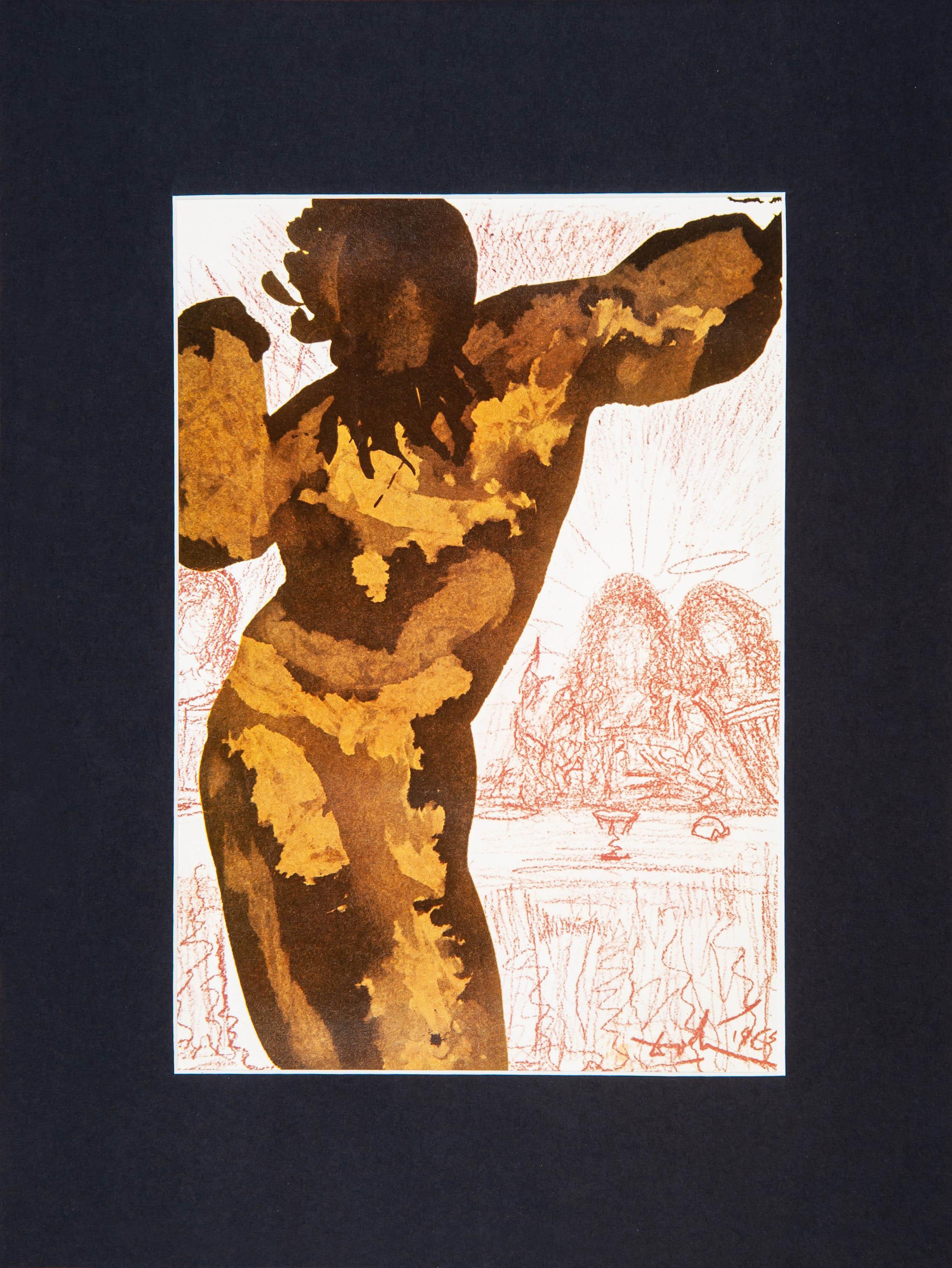 """""""Judas"""", 1970"""