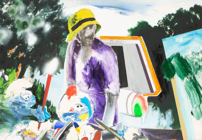 """""""Vincent i Smerfy"""", 2008 r."""