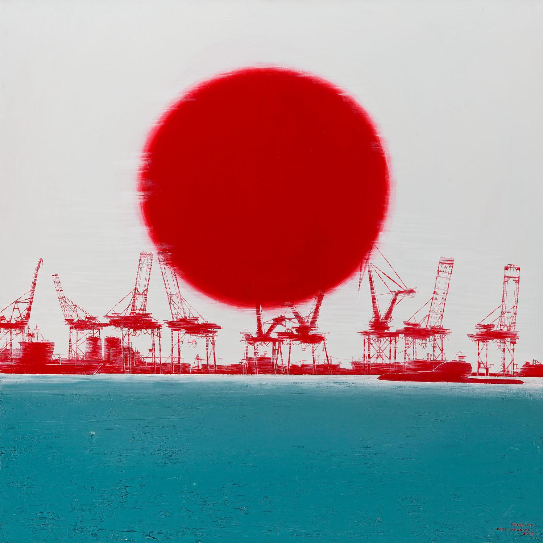 Port japoński, 2019 r.