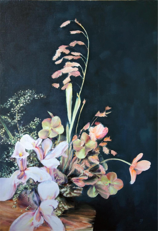 Elegancka lilia, 2019
