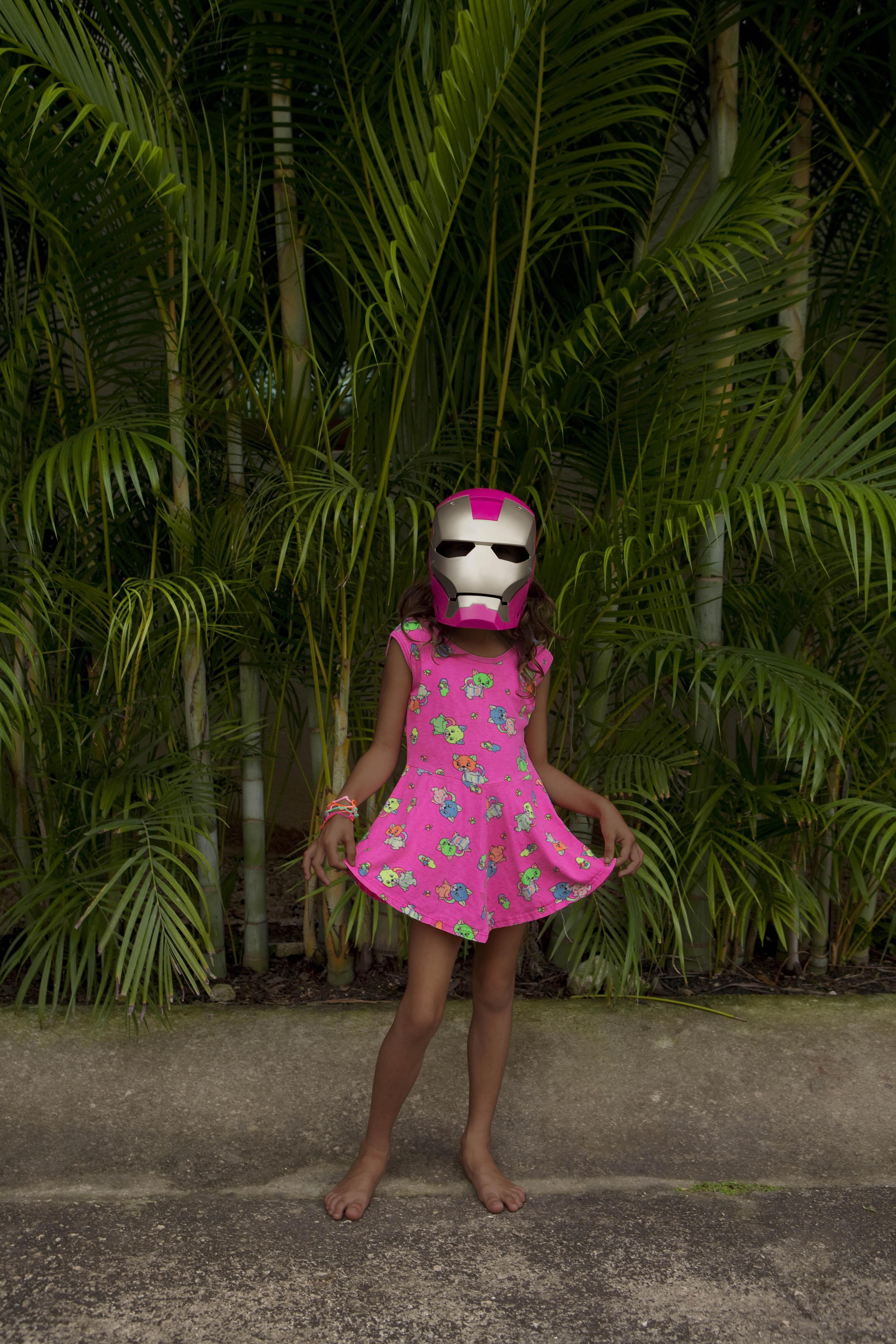 fotografia zserii Tropical Iron (Mini), 2011,