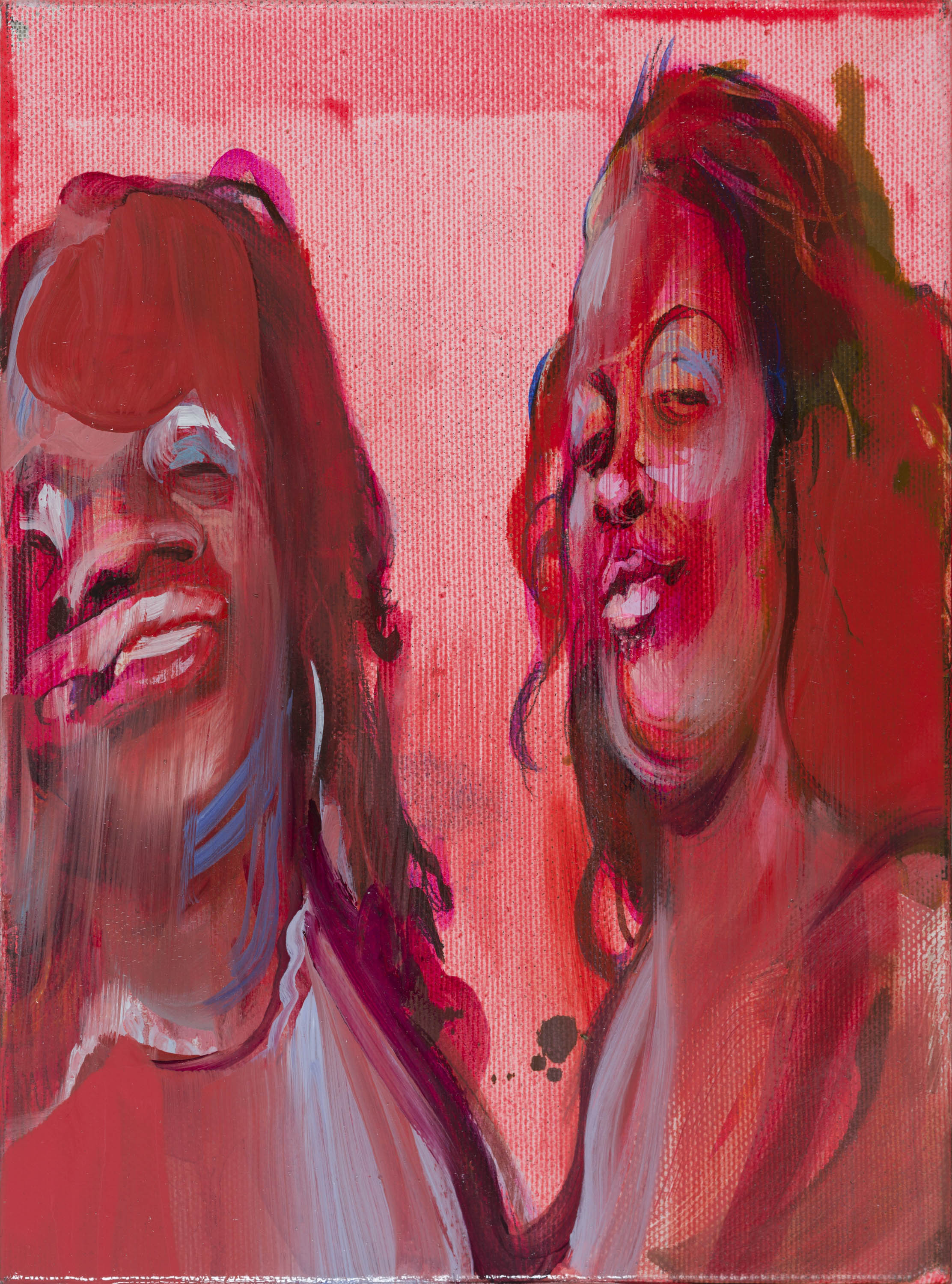 Untitled (Distorted Creole Women IV), 2016