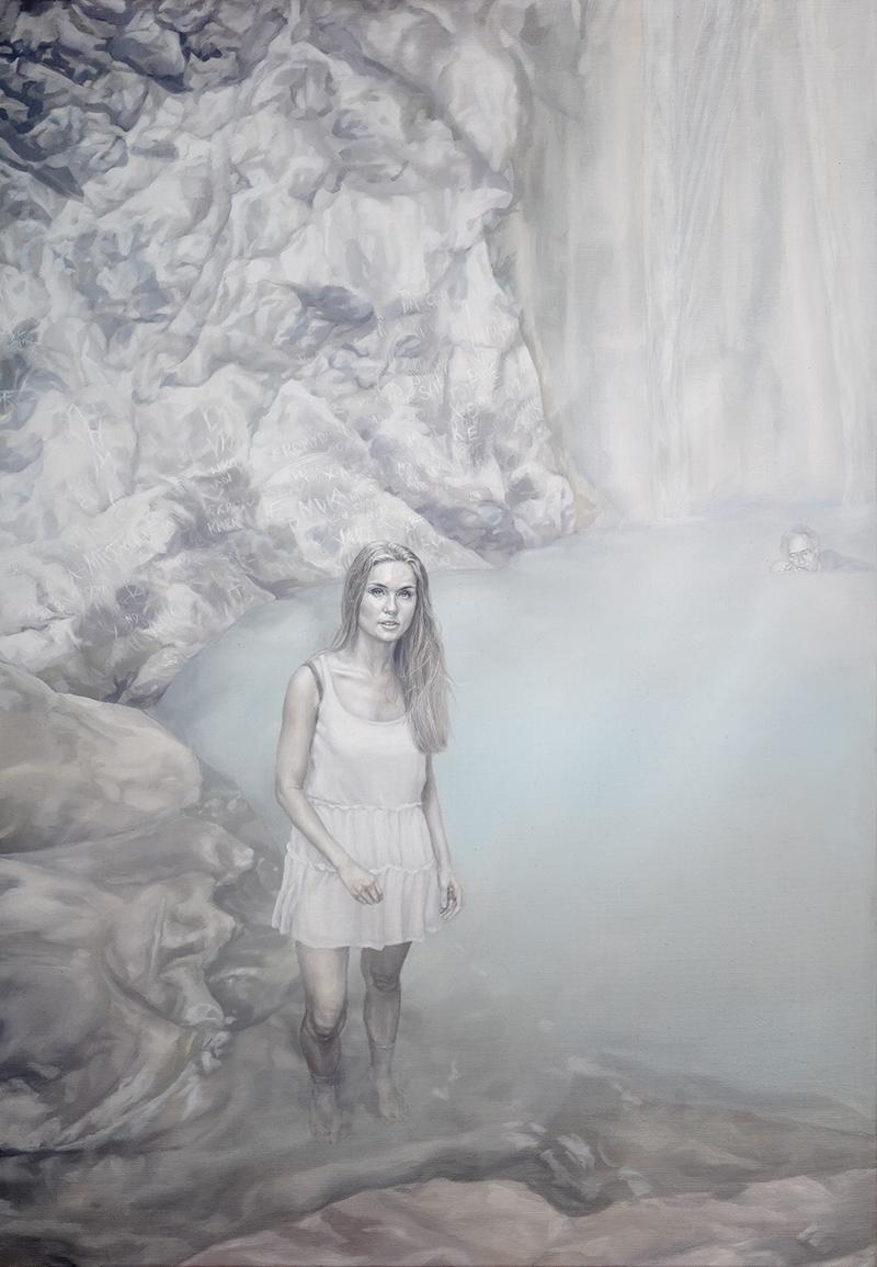 """Ευχαριστώ, z cyklu """"Re-interpretacje"""", 2015"""