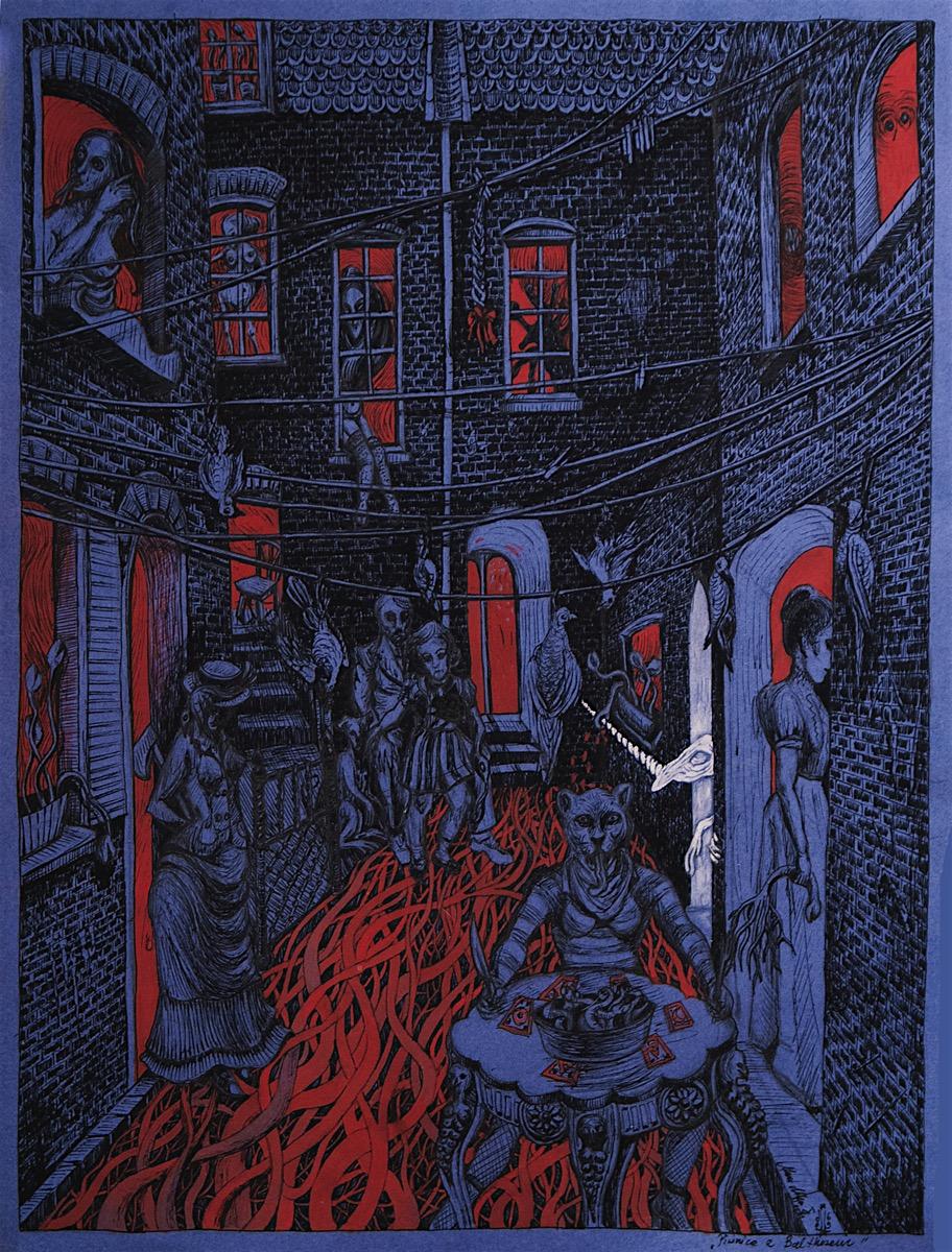 Piwnica z Balthusem, 2015