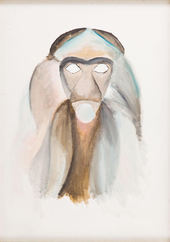 """Bóg małpa"", 2015 r."