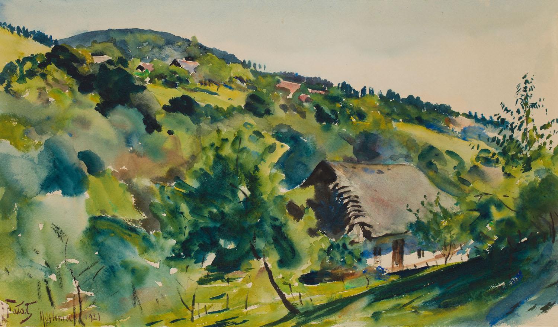 """""""Myślenice"""", 1921 r."""