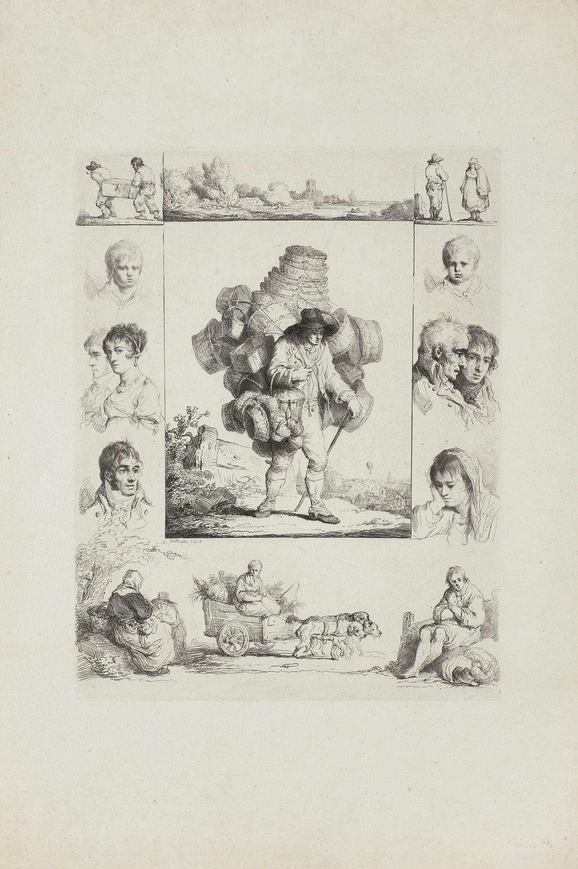 KOSZYKARZ, 1805