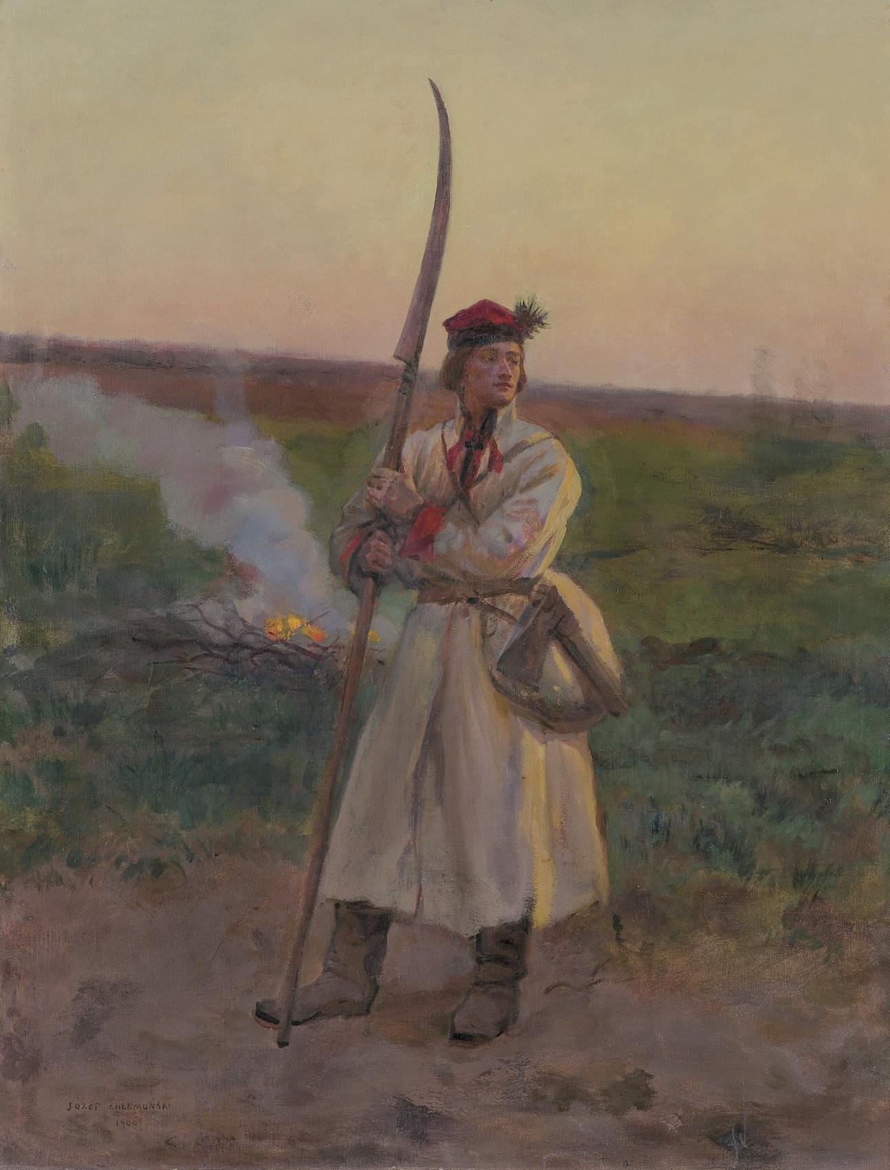 KOSYNIER, 1906