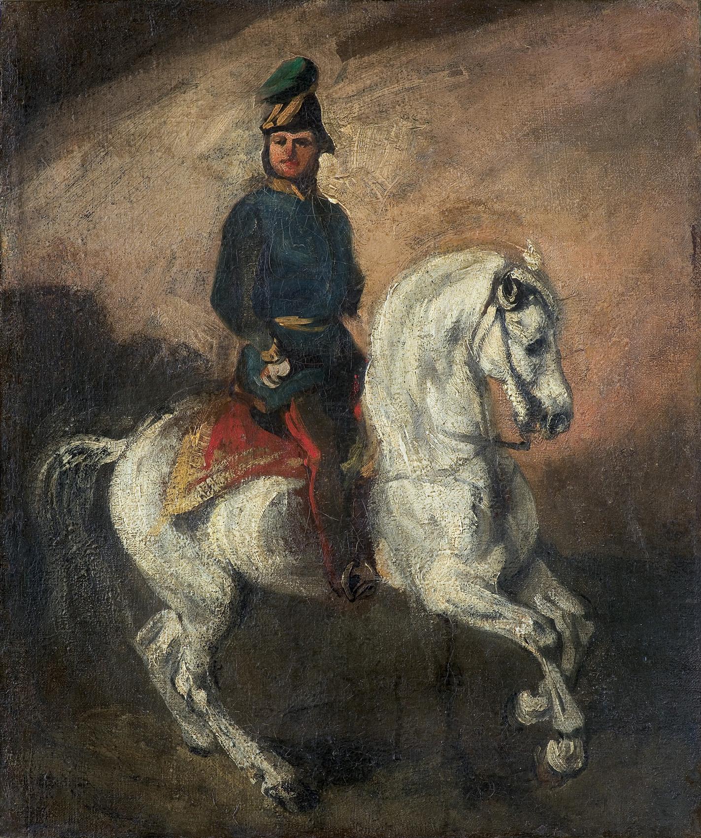 GENERAŁ LEGEDITSCH NA KONIU, 1848-1850