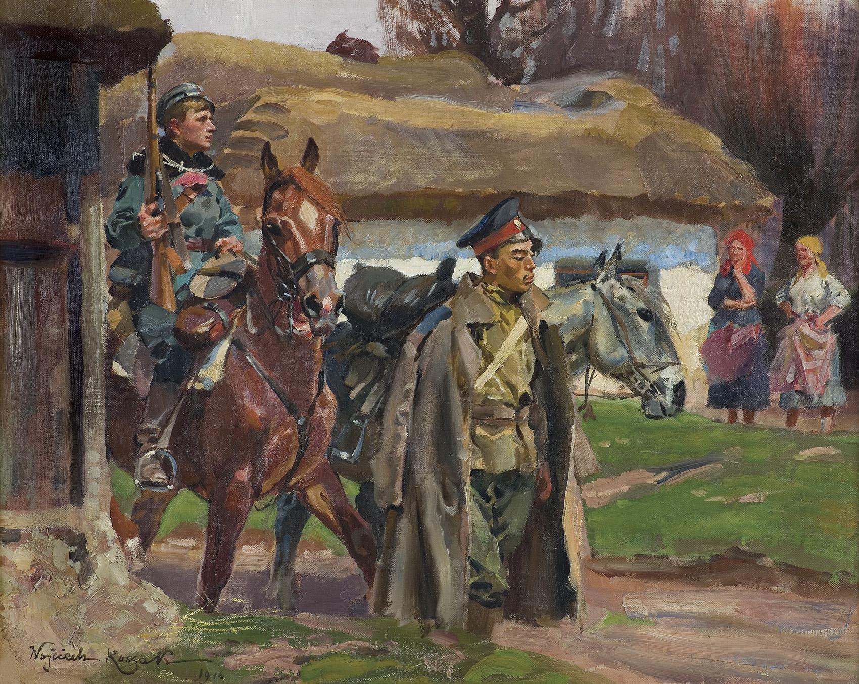 ESKORTA, 1916