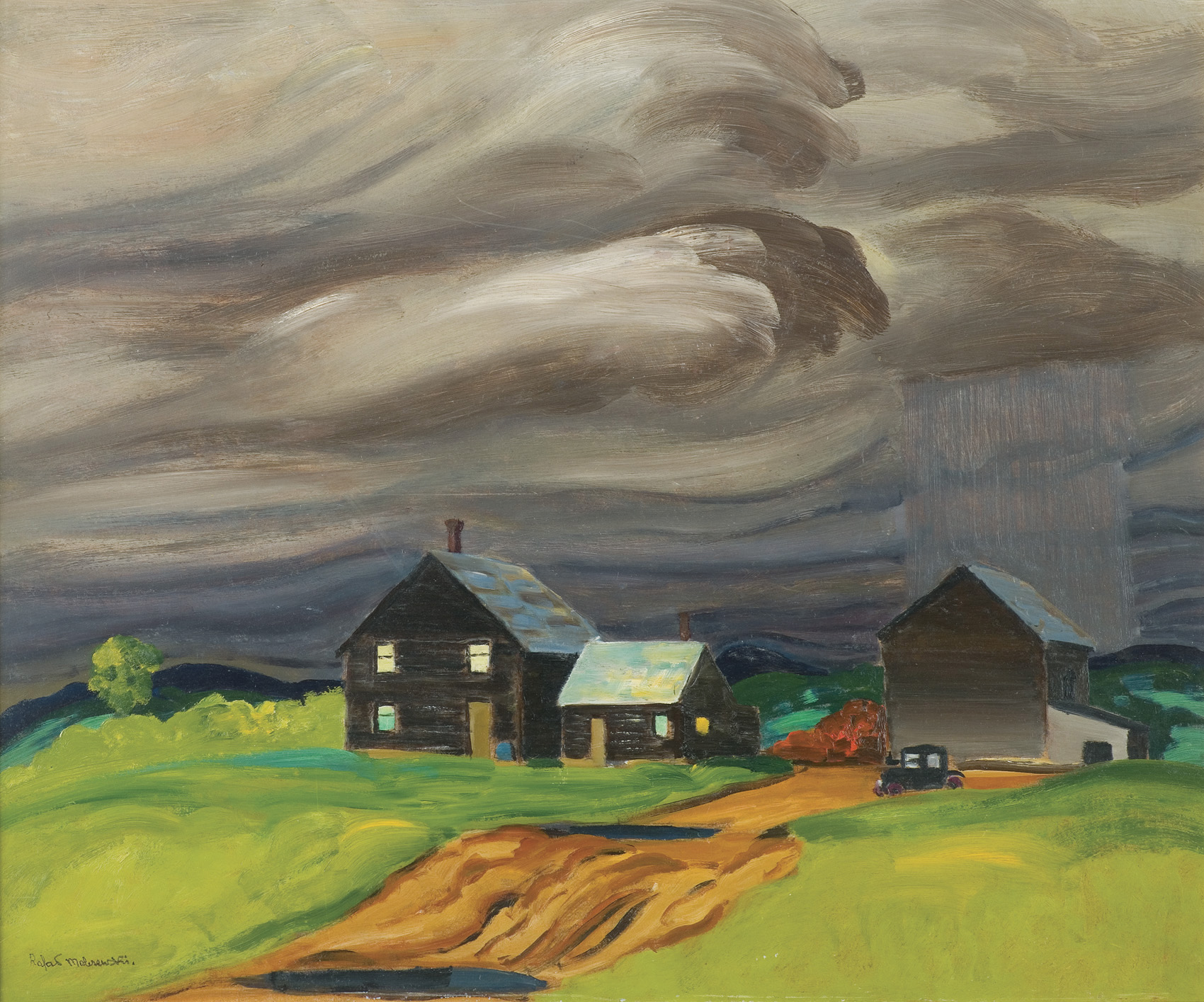 THE STORM, 1949