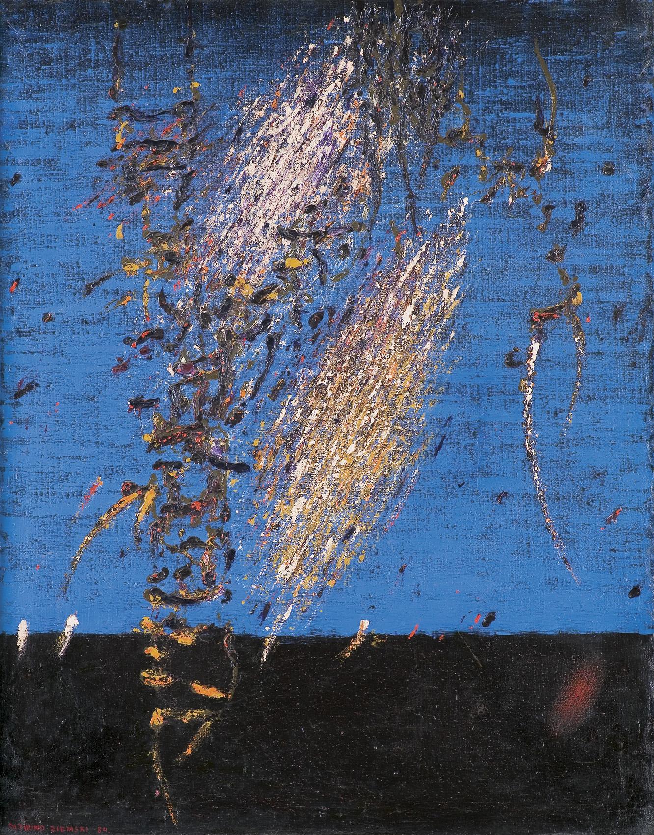 PEJZAŻ 4/84, 1984