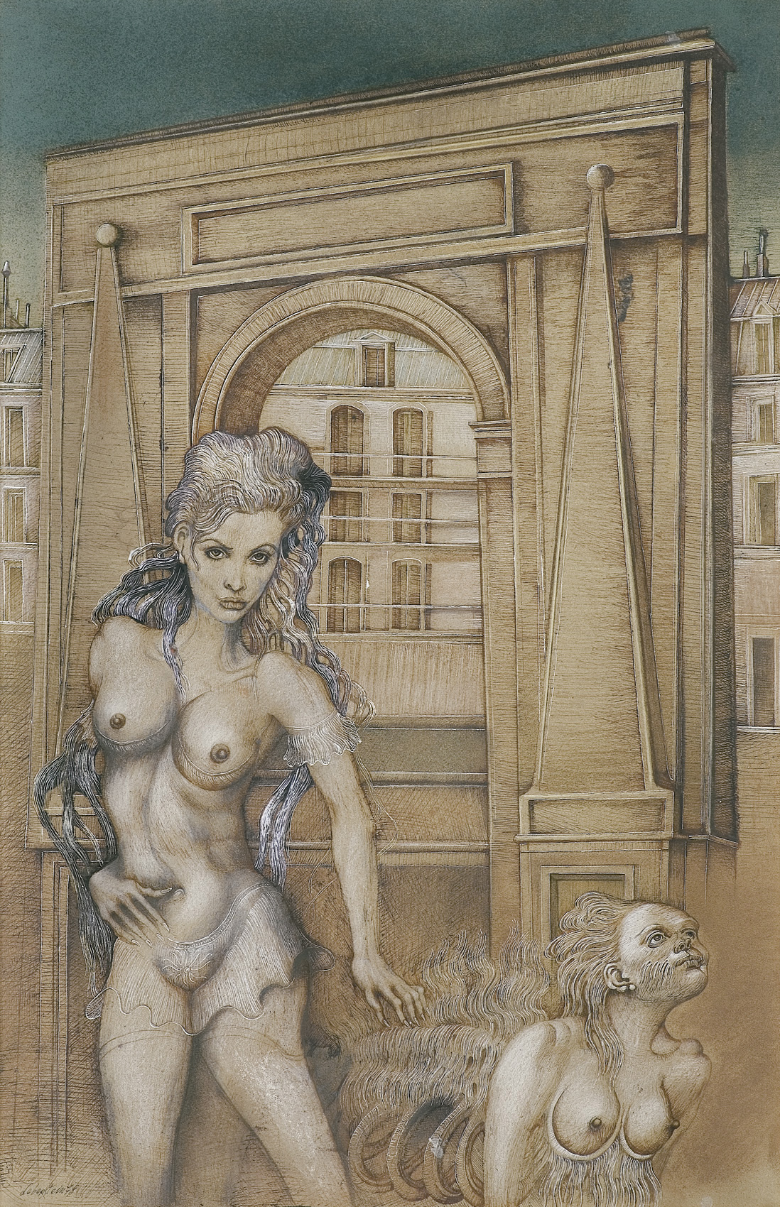 AU SEUIL DE LA PORTE (NA PROGU DRZWI), 1978