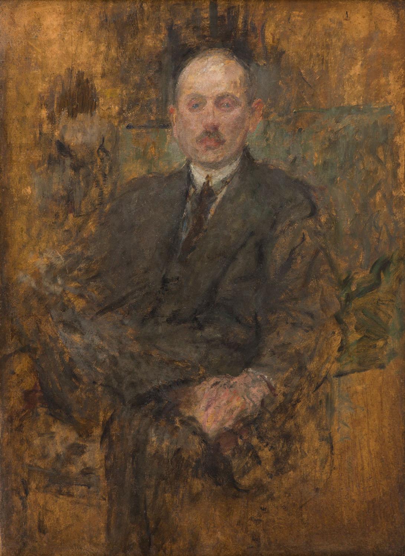 Portret Pana Beyleya, przed 1921