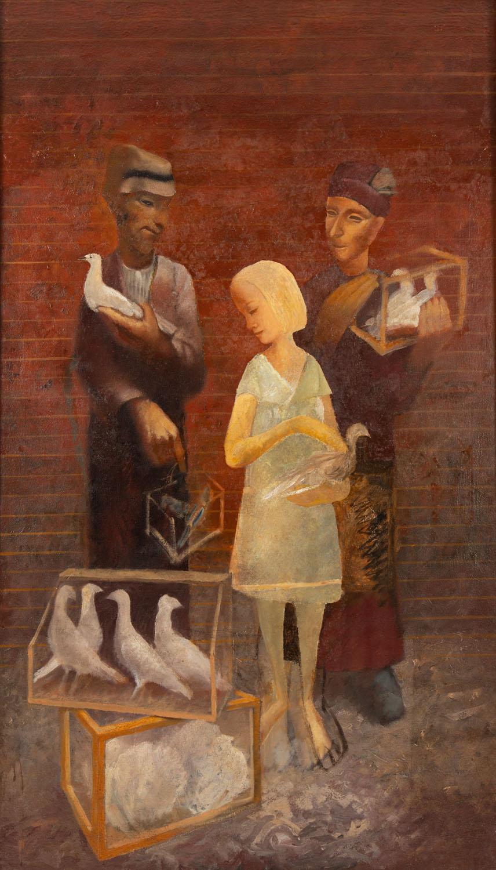 """""""Gołębiarze"""", 1932-35"""
