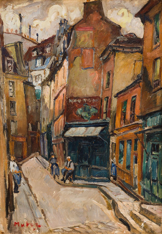 Paryska uliczka