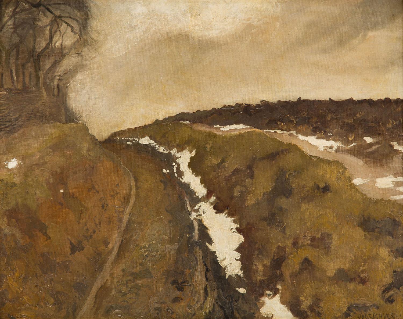 Roztopy wiosenne, 1904