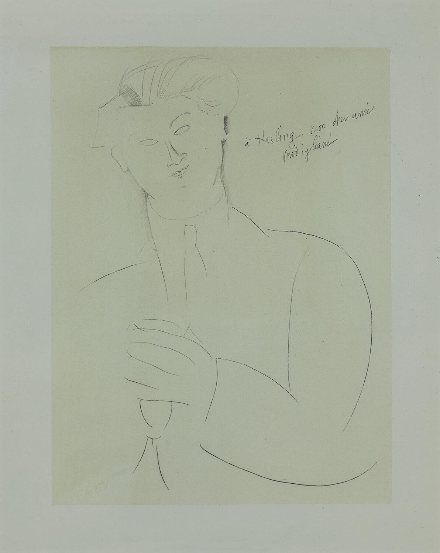 Portret Jana Kislinga