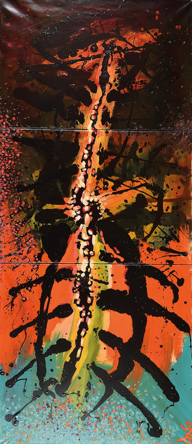Z cyklu: Kosmogonie, 1996