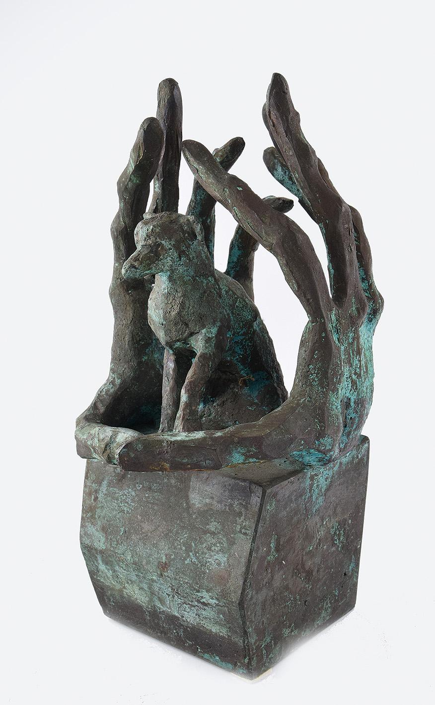 Pomnik psa Dżoka - projekt