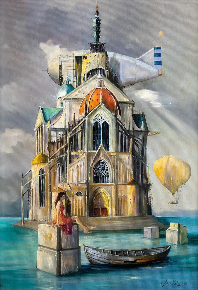 Wieża Babel czyli utopię utopię, 2016