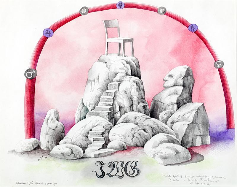 Kompozycja, 1985