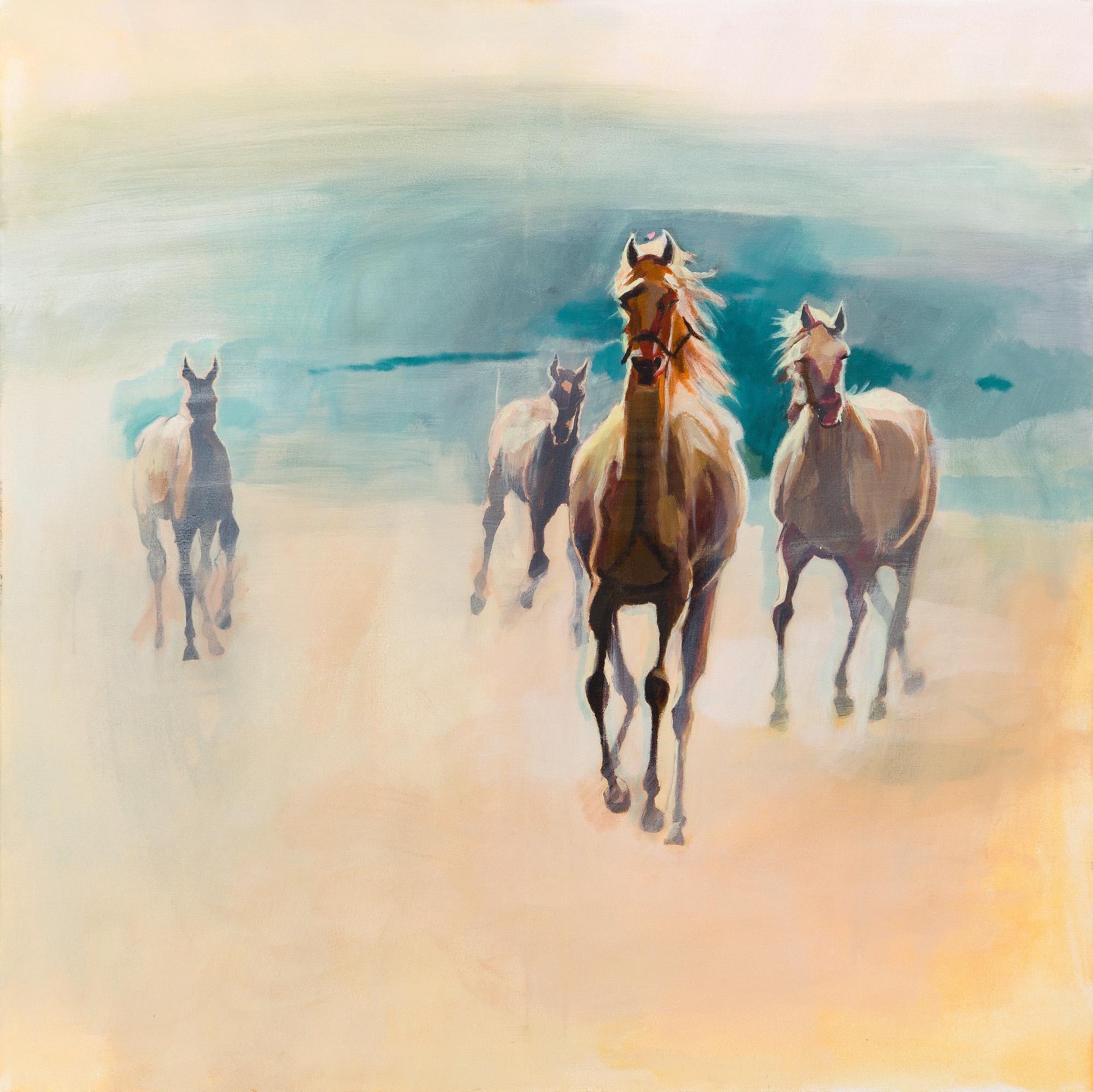 Horses I, 2019