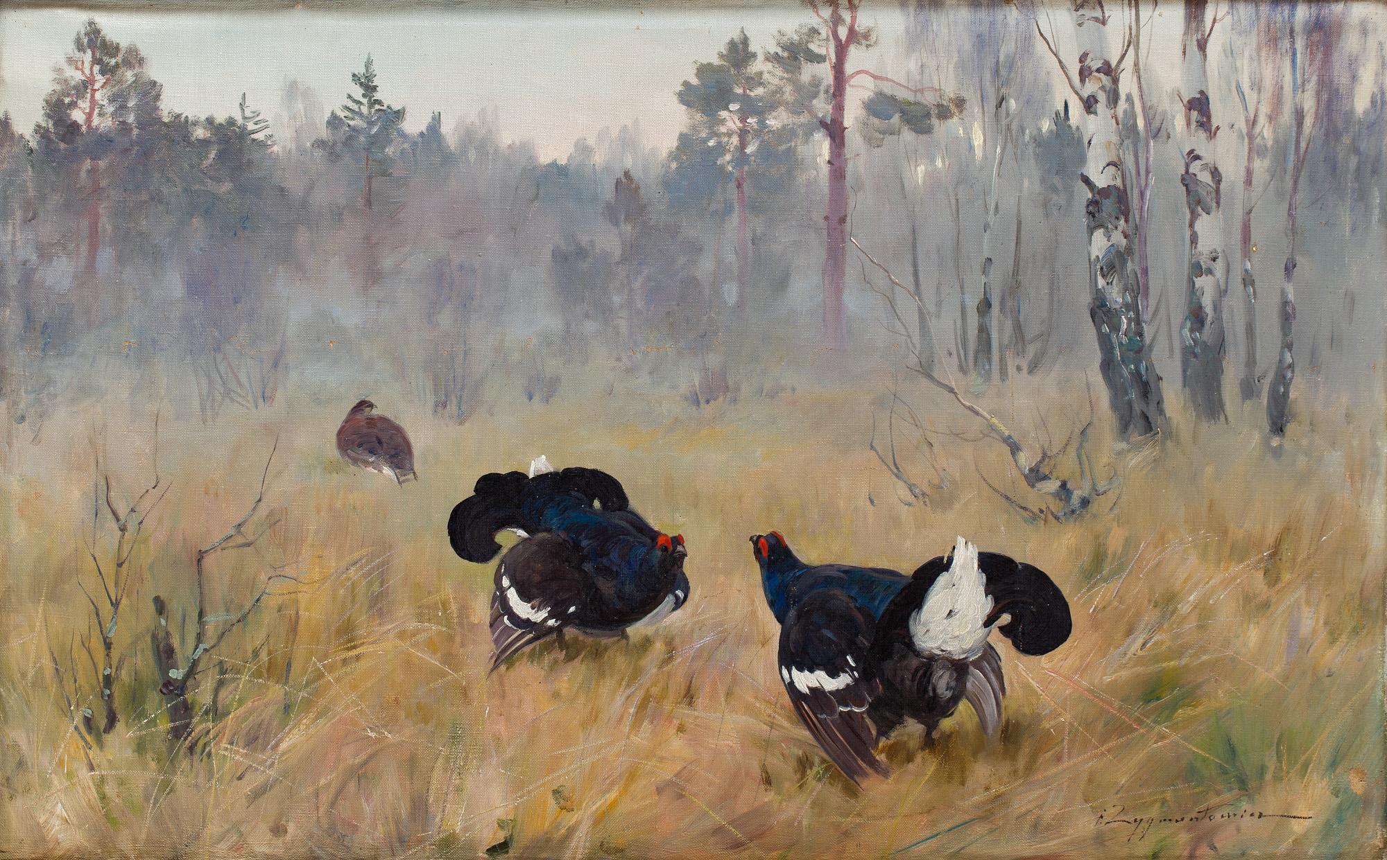 Cietrzewie, około 1920