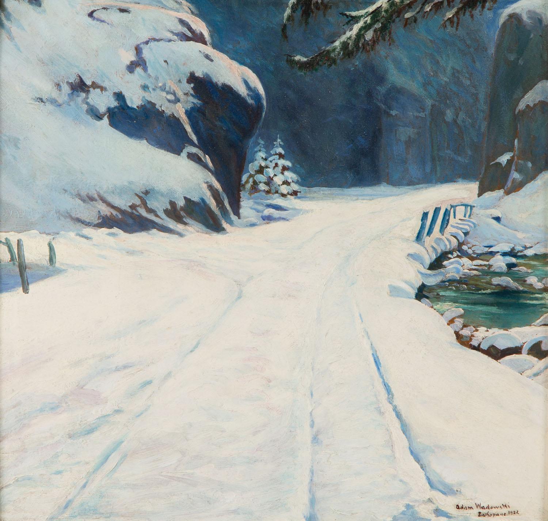 Zakopane, 1922