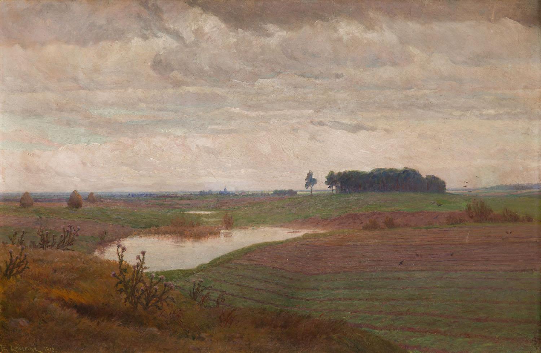 Pejzaż, 1915