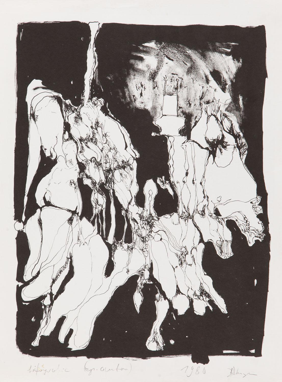 Kompozycja, 1980