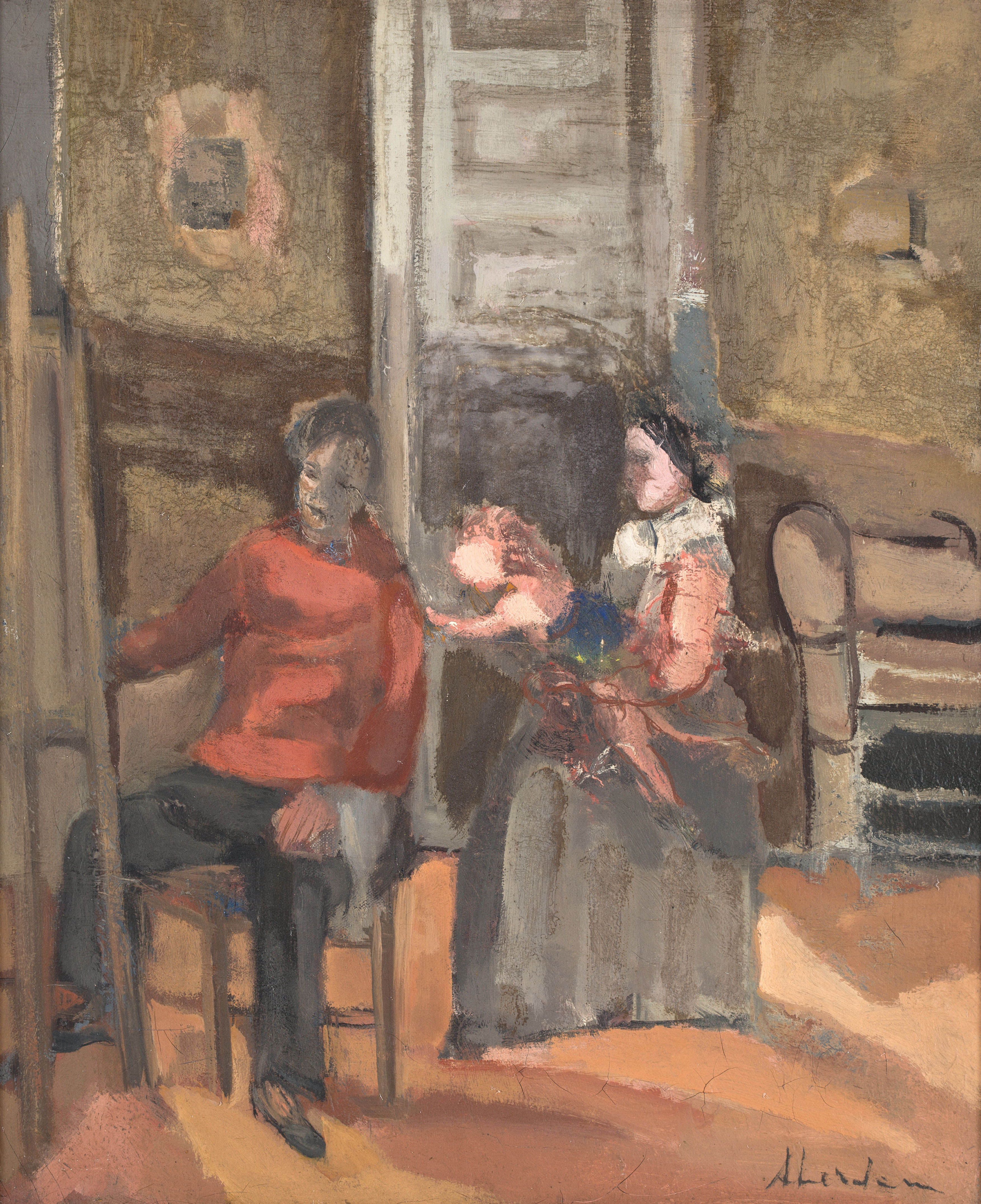 Rodzina malarza