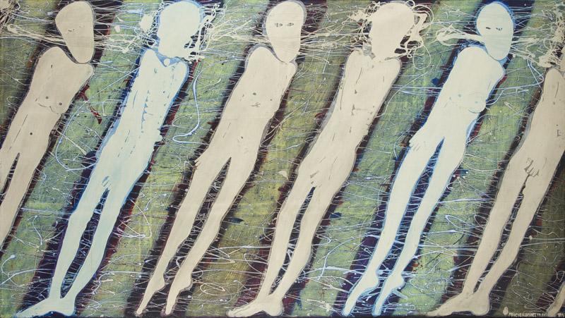 Bez tytułu, 1991 r.
