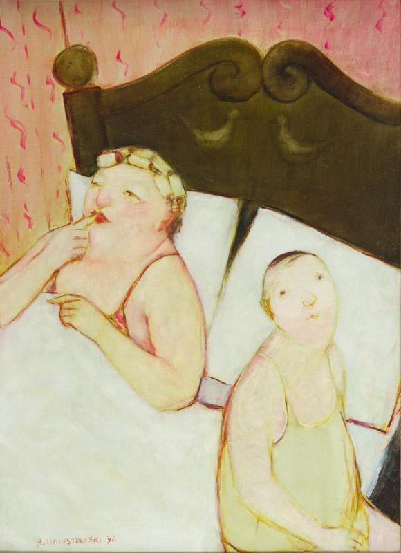 Sypialnia, 1996 r.