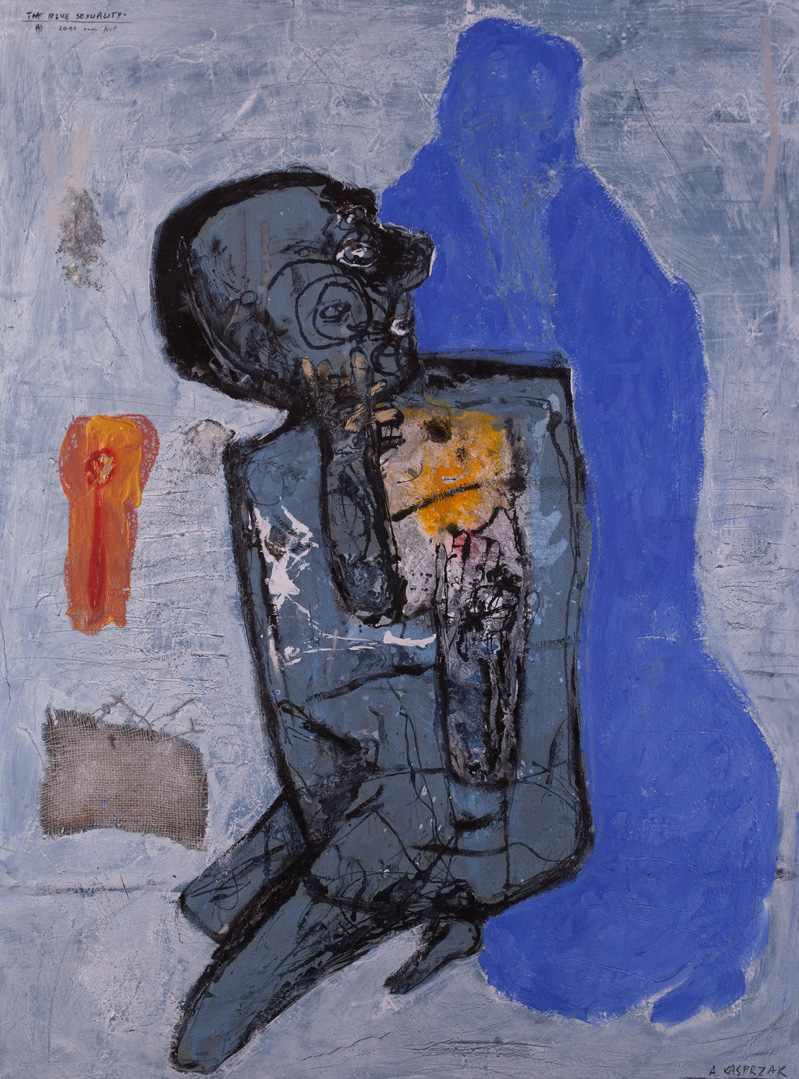 The blue sexuality, 2011