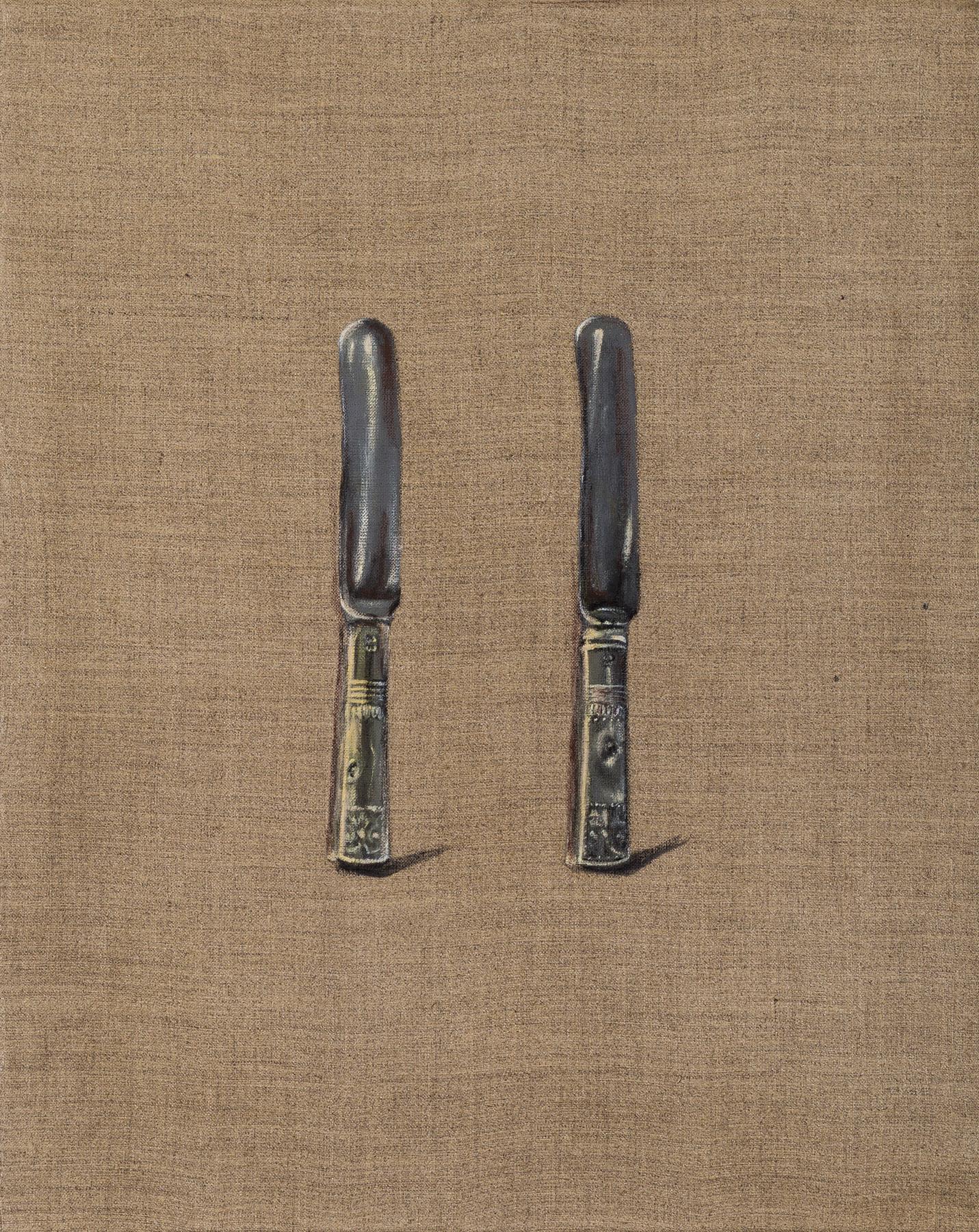Dwa stare noże, 2020