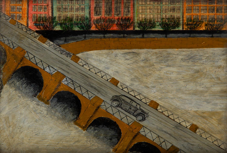 Most na Warcie, 1973