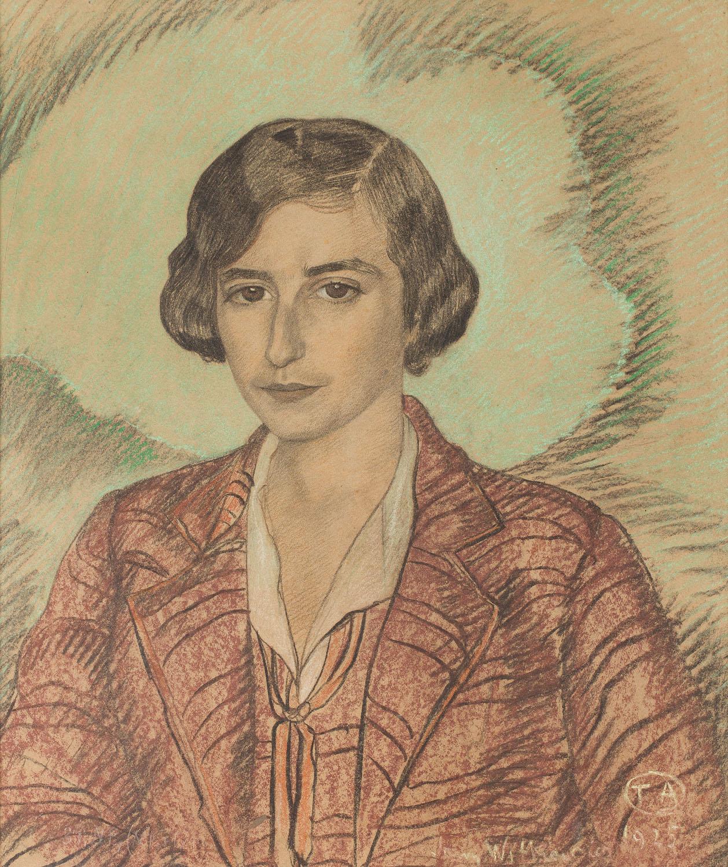 Portret Janiny Propper, 1925