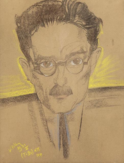 Portret ministra Wincentego Jastrzębskiego, 1932