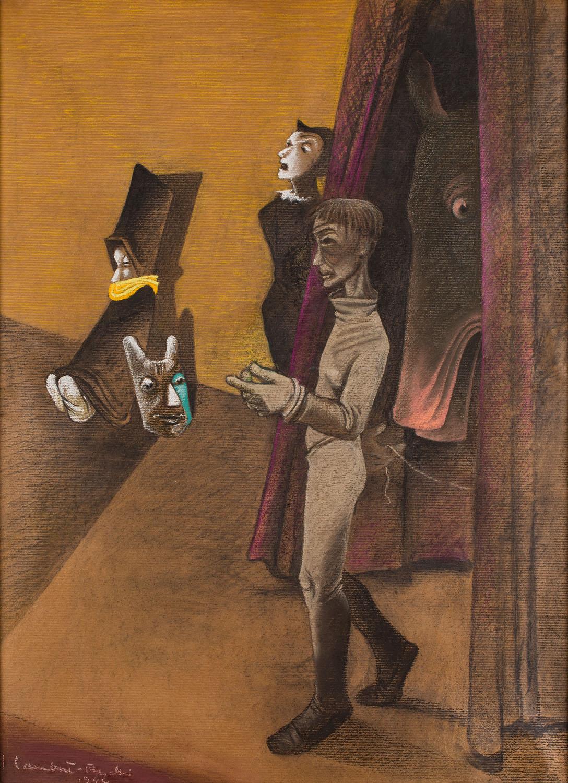 Scena teatralna, 1944