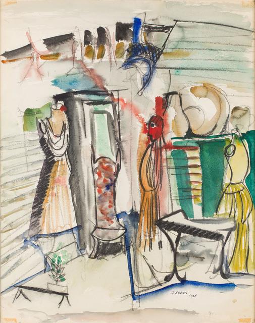 Manekin, 1958