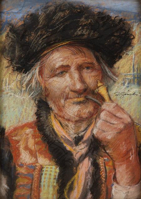 Portret Hucuła