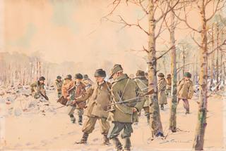 Polowanie, 1947