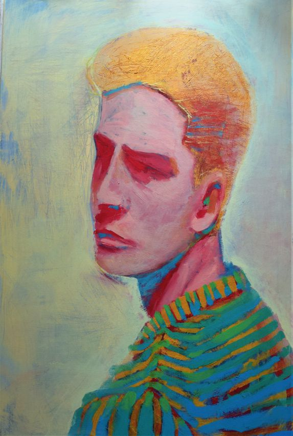 Retrato I (Portret I), 2019 r.